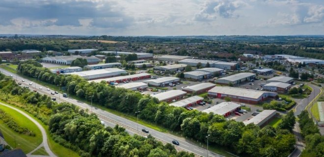 Airport Industrial Estate  - Industrial Unit To Let - Airport Industrial Estate, Newcastle Upon Tyne